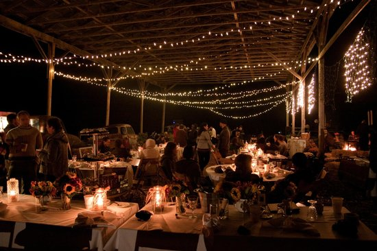 Cloverdale : Weddings & Events at The Hayshed