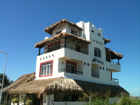 Ko'ox El Hotelito Beach Hotel : EL HOTELITO MAHAHUAL