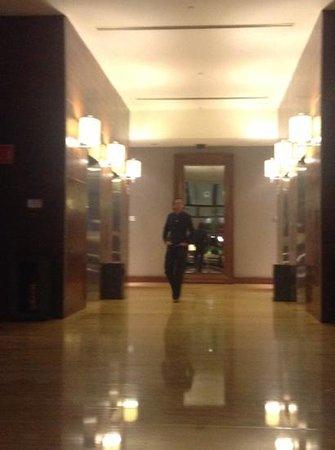 Hilton Mexico City Reforma: elevadores