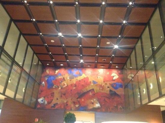 Hilton Mexico City Reforma: lobby