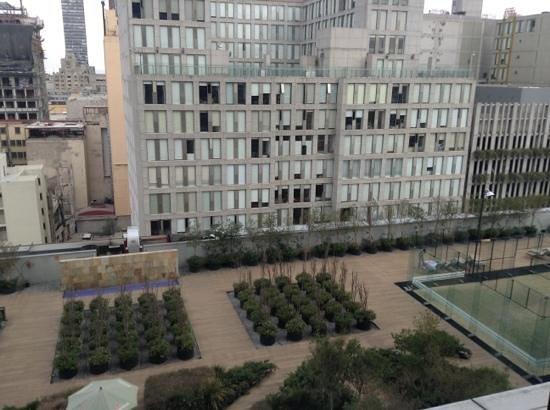 Hilton Mexico City Reforma: vista