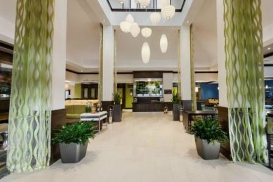 Hilton Garden Inn Houston NW/Willowbrook: Lobby