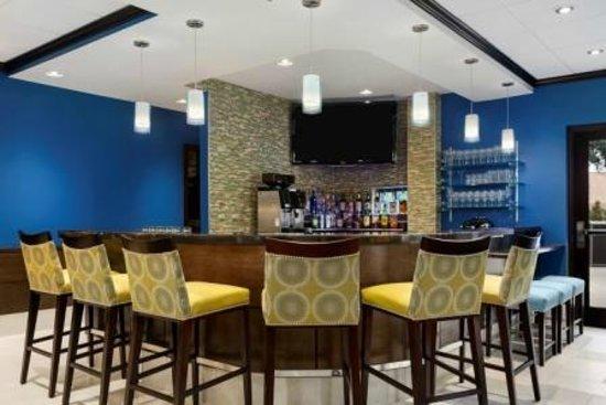 Hilton Garden Inn Houston NW/Willowbrook: Bar Chateau