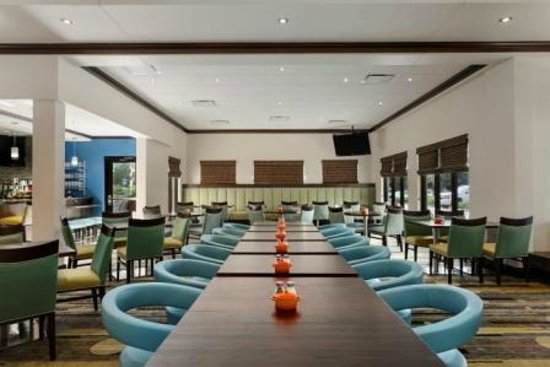 Hilton Garden Inn Houston NW/Willowbrook: Restaurant