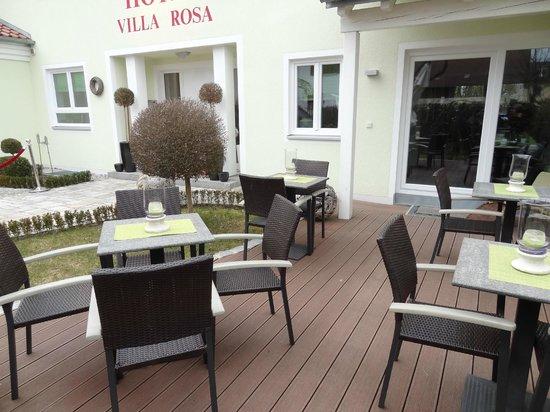 villa rosas billede af hotel villa rosa allershausen tripadvisor. Black Bedroom Furniture Sets. Home Design Ideas