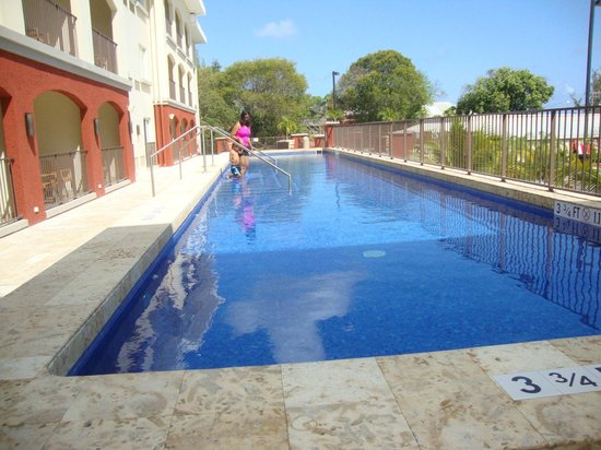 Courtyard by Marriott Bridgetown, Barbados: Pool