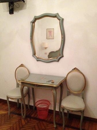 Hotel Serenissima: chairs
