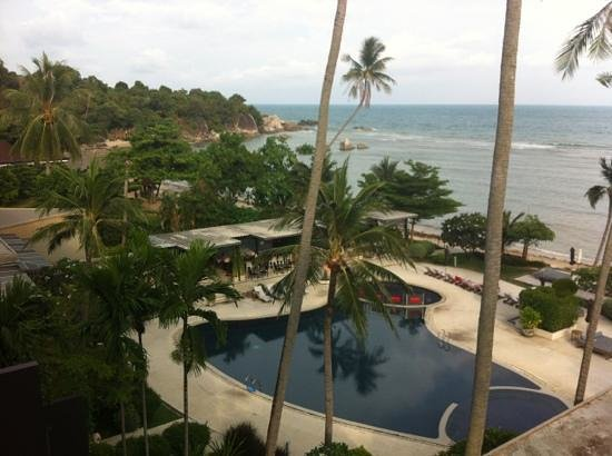 Mercure Koh Samui Beach Resort: view Fenix