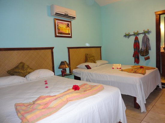 West Bay Lodge and Spa : Room