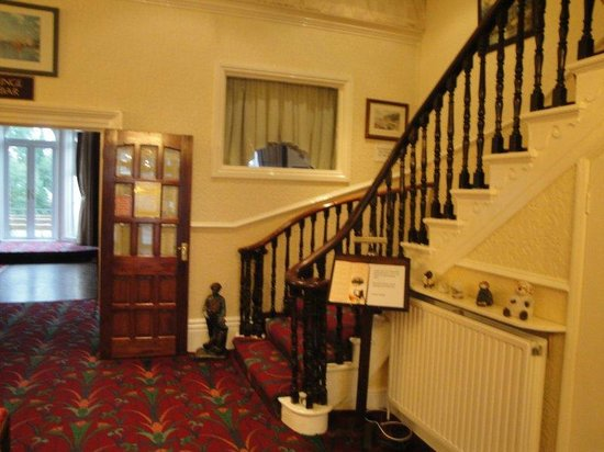 Seascape Hotel: Hall
