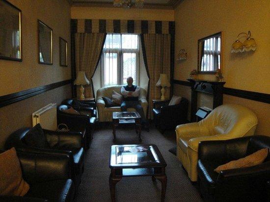 Seascape Hotel: Lounge