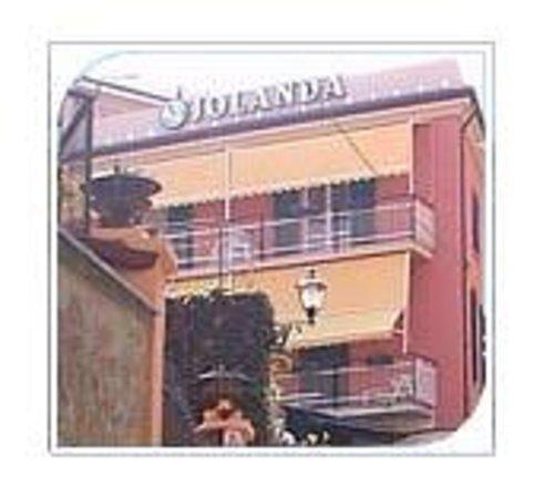Albergo Villa Jolanda: Facciata