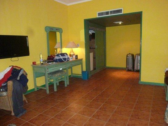 Giftun Azur Resort: rummet
