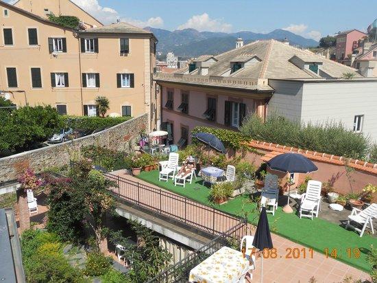 Albergo Villa Jolanda: Vista
