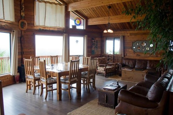 Soule Creek Lodge: Upstairs