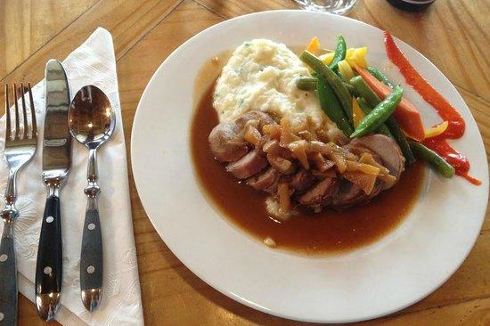 Soule Creek Lodge : Dinner