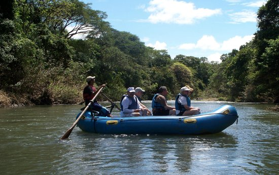 Canas, Costa Rica: River Trips