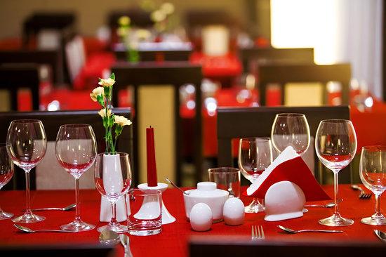 Hotel Sleep: Restaurant