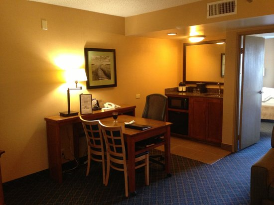 Embassy Suites by Hilton Austin - Central: The room