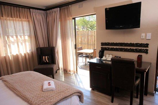 Ingudlane Lodge : Room at Ingudlane