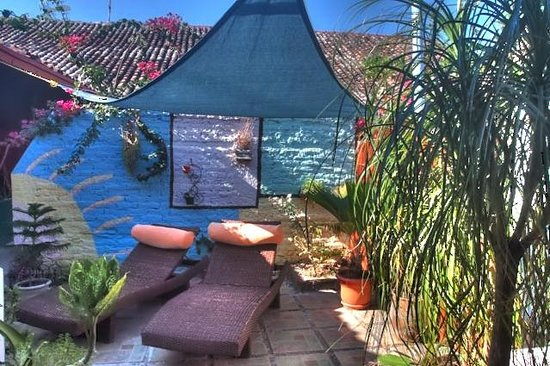 Hostal El Momento: Sun Lounges