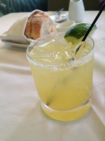 Cypress: Citronage margarita--best ever!