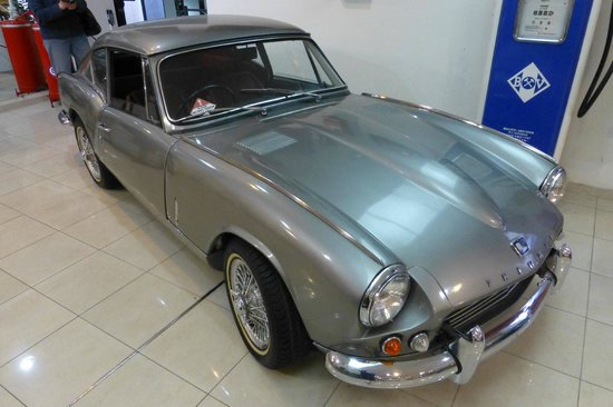 c7ec876431 Triumph - Picture of Malta Classic Car Collection Museum