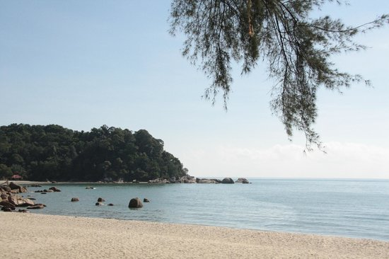 Kuantan, Malaisie : Serene and clean beach