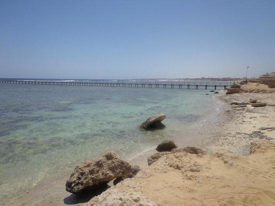 Flamenco Beach and Resort: mare