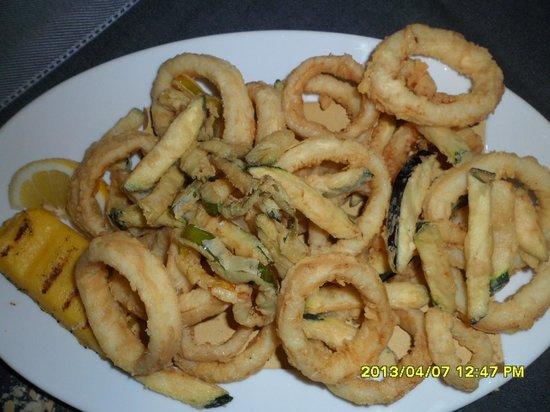El Venexian: fritto