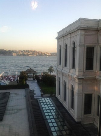 Four Seasons Istanbul at the Bosphorus: view