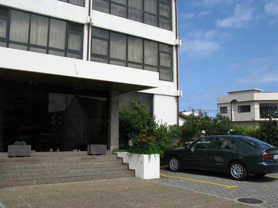 Hotel Torre Mar : Entrada