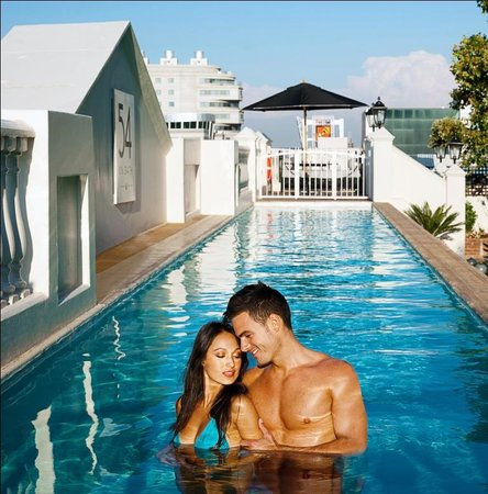 the lap pool is 20 metres long perfect to get into shape picture of 54 on bath johannesburg. Black Bedroom Furniture Sets. Home Design Ideas