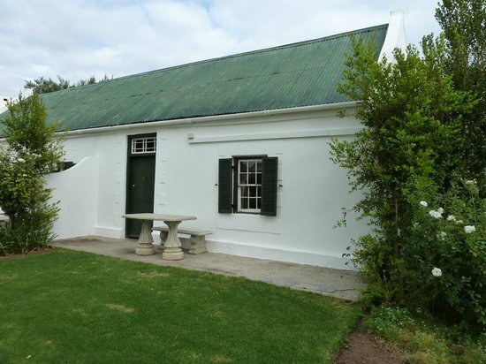 Oue Werf Guesthouse: Unsere Lodge