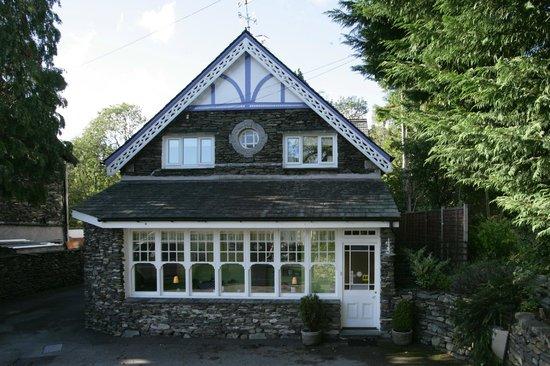 The Coach House: exterior