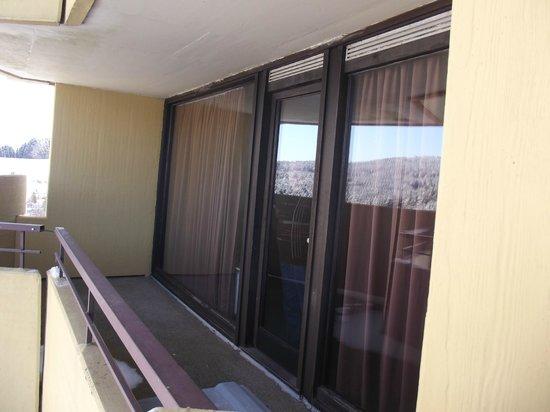 Panoramic Hohegeiss: 250 Balkon
