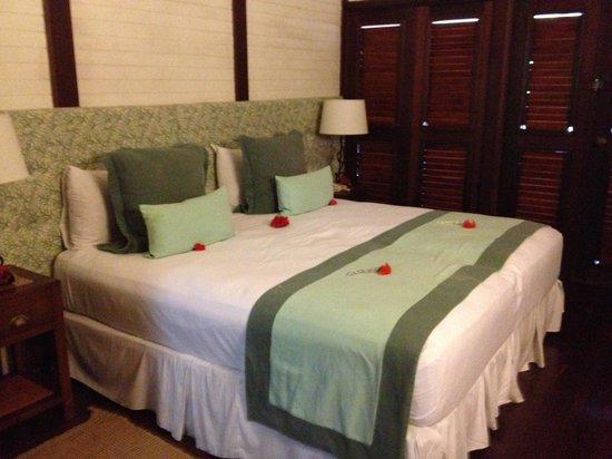 Tamarind Beach Hotel & Yacht Club : Room 113