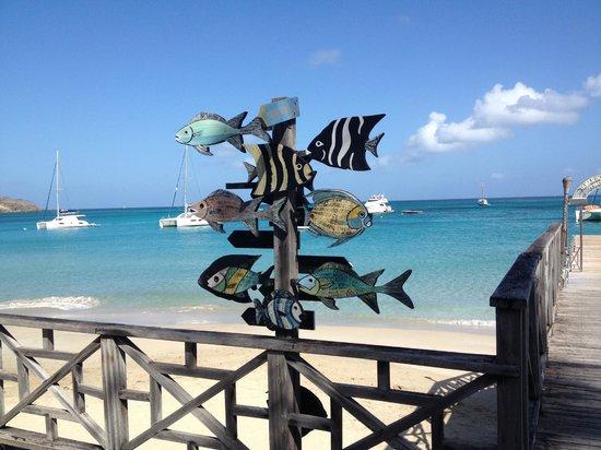 Tamarind Beach Hotel & Yacht Club: tamarind Beach