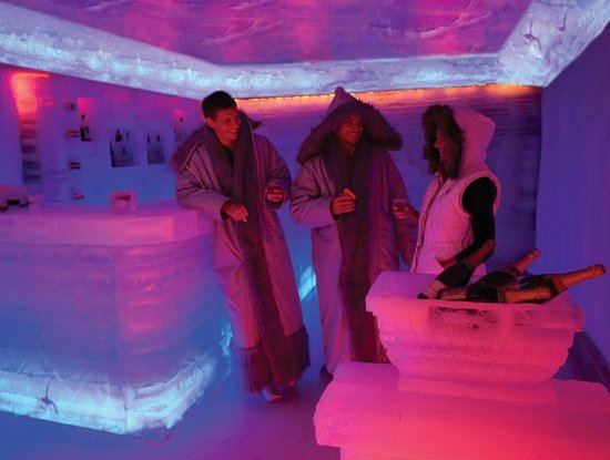 ‪Ice Bar Sharm el-Sheikh‬