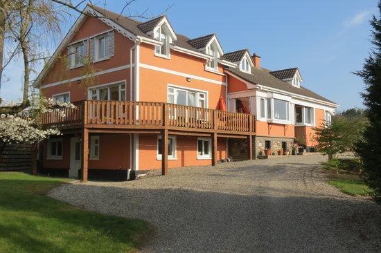Ferrycarrig Lodge B&B: Ferrycarrig Lodge