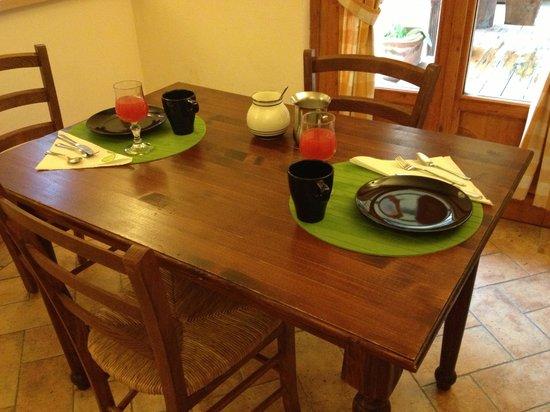B&B La Gradiva: breakfast