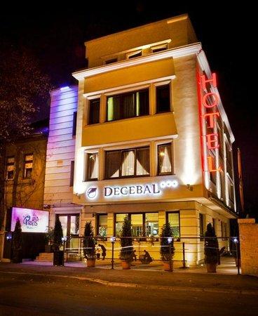 DBH Bucharest: Decebal Boutique Hotel