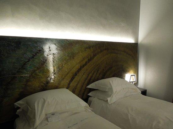 Arli Hotel: our standard room