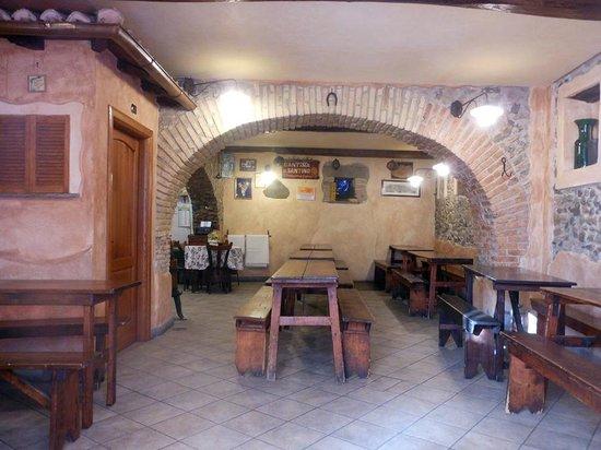 Frascati, Italie : Locale interno