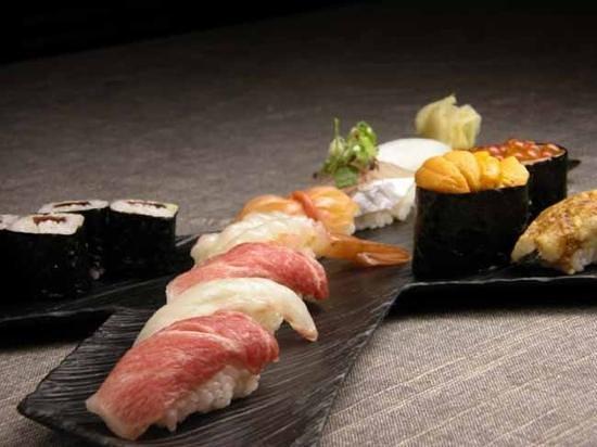 Xex West: Sushi 寿司