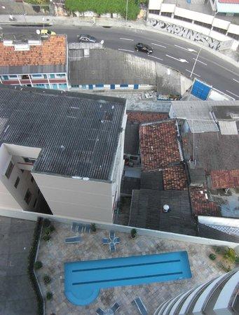 Mercure Botafogo Mourisco: Poolsicht