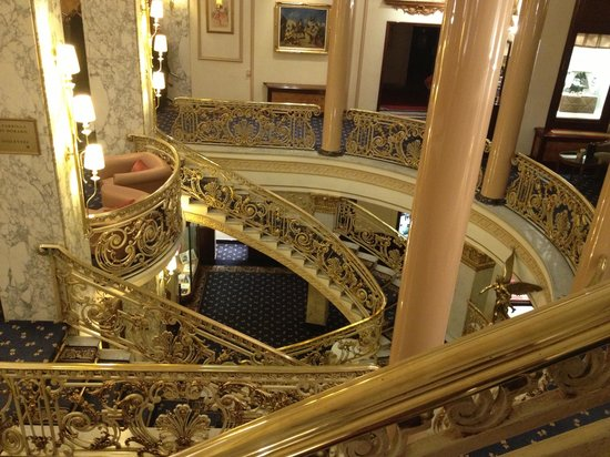 Hotel Avenida Palace: Beautiful lobby