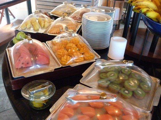 The Oberoi, Mauritius: Breakfast