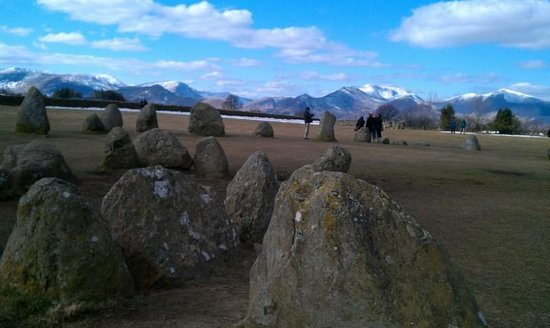 Avondale Guest House: Stone Circles