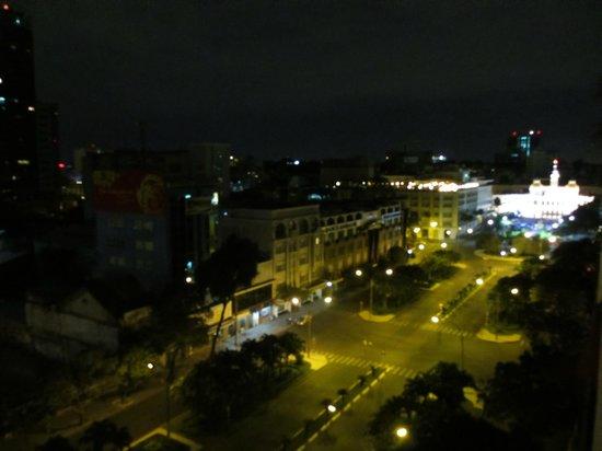 Palace Hotel Saigon: ベランダからの眺め
